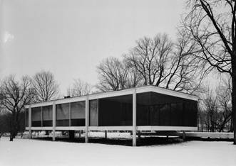 Описание: 800px-Mies_van_der_Rohe_photo_Farnsworth_House_Plano_USA_7